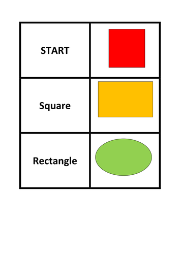 Wide Range of Games and Activities for 2D and 3D shapes