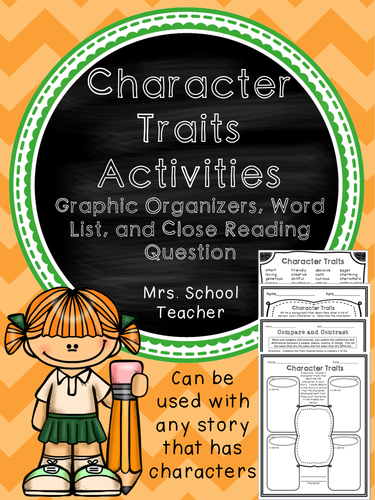 Character Activities