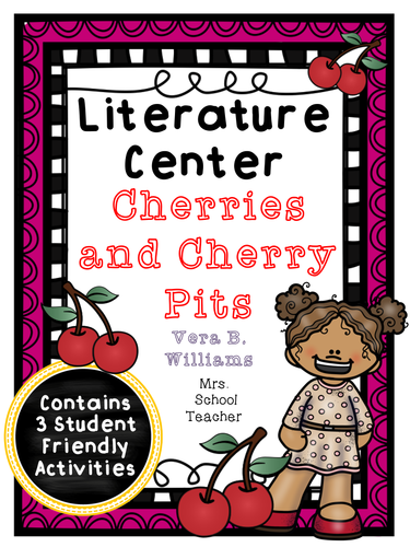 Cherries and Cherry Pits Literature Center