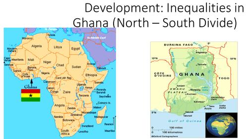 Inequality in Ghana (Development)