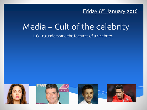 Social Media and Celebrity Culture | The Division Between ...