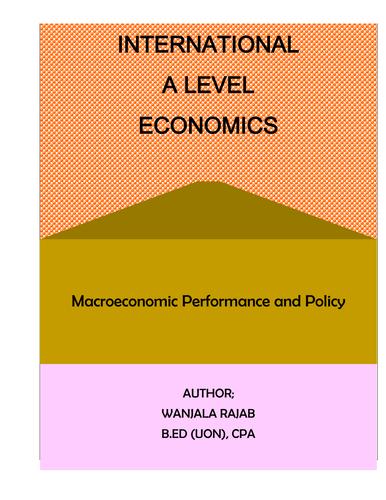 Edexcel A Level Economics Unit 2: Macroeconomic Performance and & Policy(Full Notes)