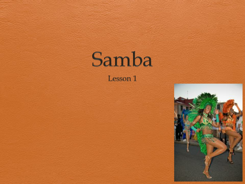 Samba SOW & Resources