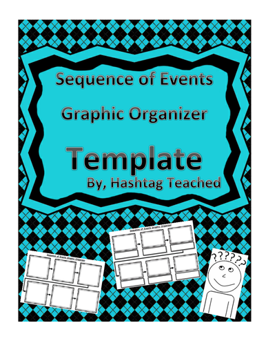 Differentiated T-Chart Graphic Organizer Template