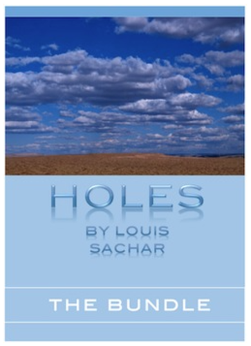 HOLES - By Louis Sachar ~ Resource BUNDLE