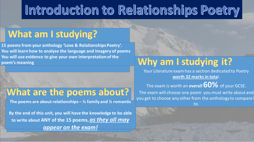 ks3 ks4 relationships poetry by zubert teaching resources tes. Black Bedroom Furniture Sets. Home Design Ideas