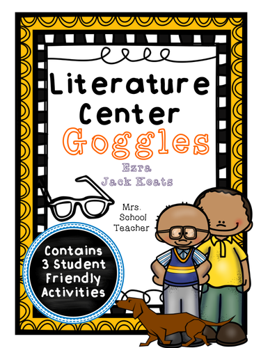 Goggles Literature Center