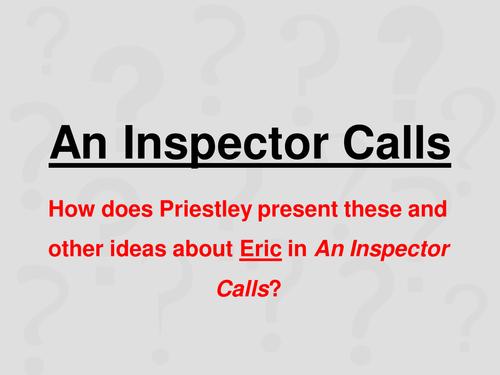 an inspector calls goole
