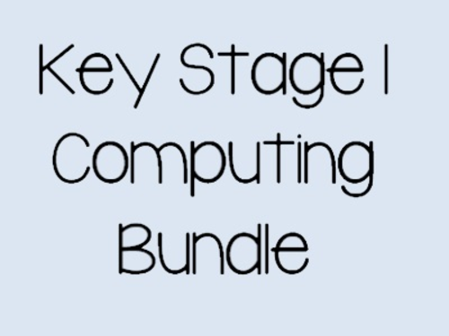 Computing KS1 Bundle
