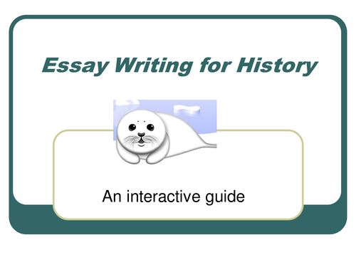 writing a history essay ks3 Learn how to write an expository essay by having a thorough understanding of its we are an essay writing service with professional writers who deliver high.