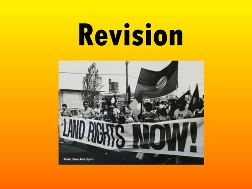 10 History Examination Revision