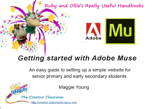 Getting Started With Adobe Muse by MaggieYoung54 | Teaching