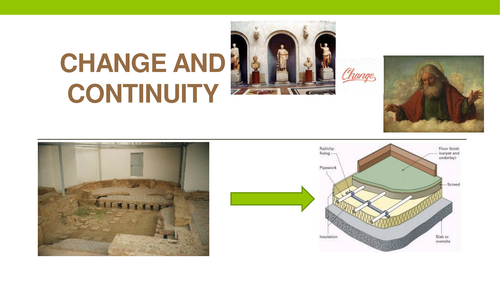 changes and continuities in ancient china
