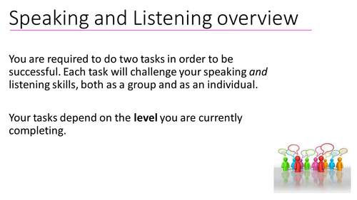 An introduction to Functional Skills English exam discussions Level 1 and 2