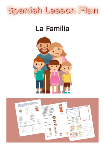 Mi familia reading and revision by - UK Teaching Resources ... - photo#45