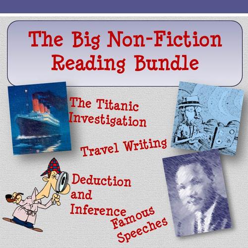 The Big Non-Fiction Reading Bundle