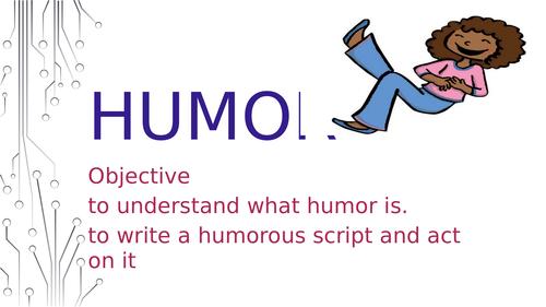 Writing Humorous Script