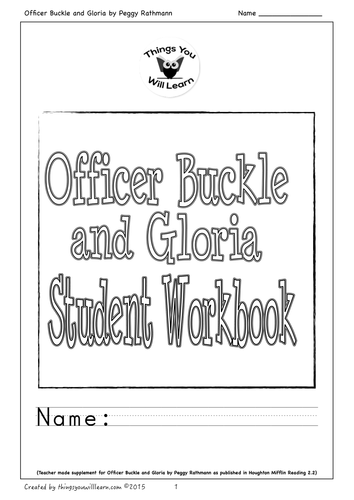 prehension Quiz for Officer Buckle and Gloria also suitable for as well Officer Buckle And Coloring Pages Fancy Worksheets Gloria Printables moreover Officer Buckle And Gloria Coloring Pages Superhero Coloring Pages To additionally  moreover  likewise  furthermore  moreover  likewise  moreover Worksheet Design   Officer Buckle And Gloria With Paper Work in addition  in addition Letter Writing  Officer Buckle   Gloria by Teacher Taralynn   TpT furthermore Officer Buckle And Gloria Coloring Pages at GetDrawings     Free likewise  together with  further . on officer buckle and gloria worksheets