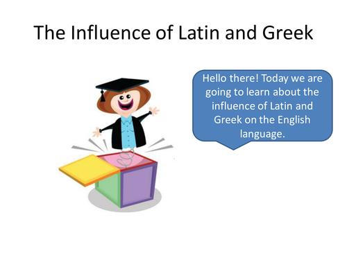 Latin and Greek Quantities