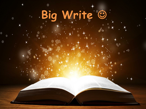 Big Write - Myths and Legends