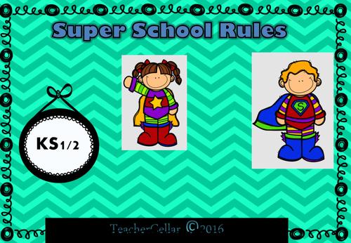 New Class Super School Rules