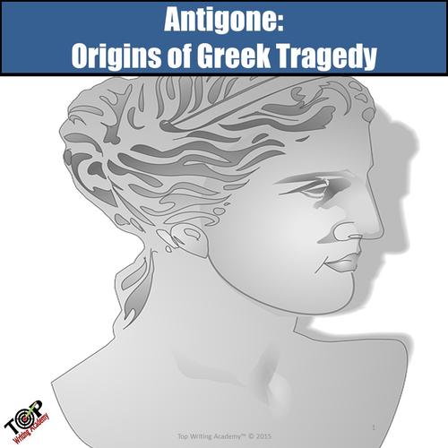 Antigone Introduction to Greek Drama Activities