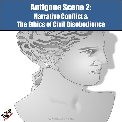 Antigone and civil disobedience essay