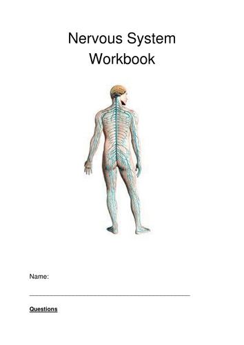 Human body organ system revision workbooks