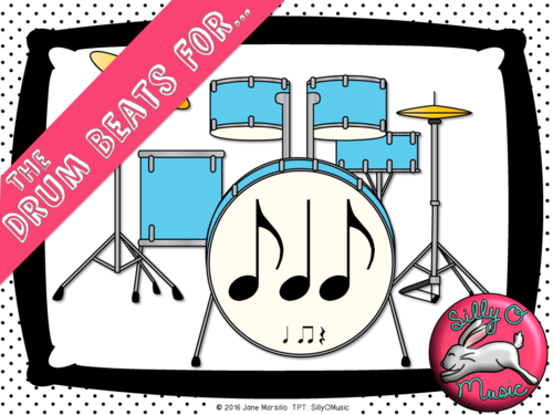 The Drum Beats For...Syncopation Rhythm Game