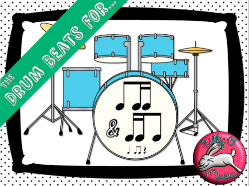 The Drum Beats For16th Notes Tiri Rhythm Game