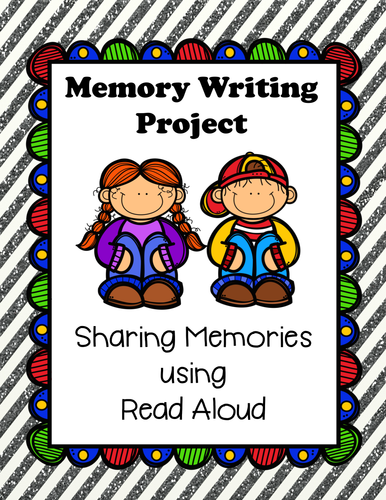 Christmas Memory: Narrative Writing Project- Scaffolded, Easy Prep, Printables