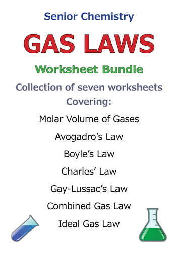 Gas Laws - The Combined Gas Law