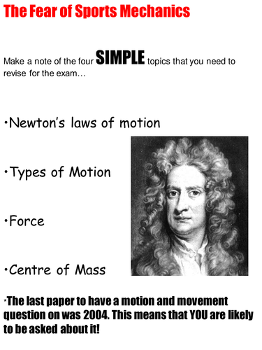 Newtons Laws of Motion - PE example worksheet/booklet