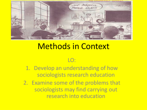 research methods in context sociology as The book focuses on research from eight key sub-areas of sociology sociological research methods in context.