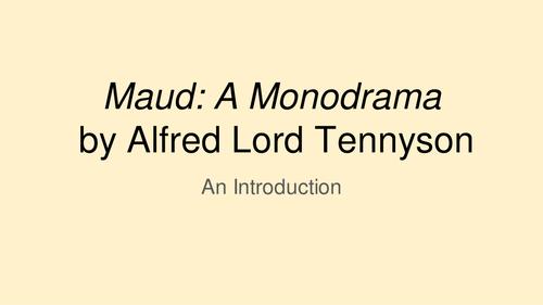 ulysses by alfred lord tennyson pdf