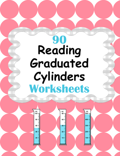 Reading Graduated Cylinders Worksheets by bios444 - Teaching ...