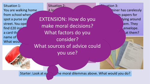 AQA spec b NEW REFORM importance of conscience for Christians