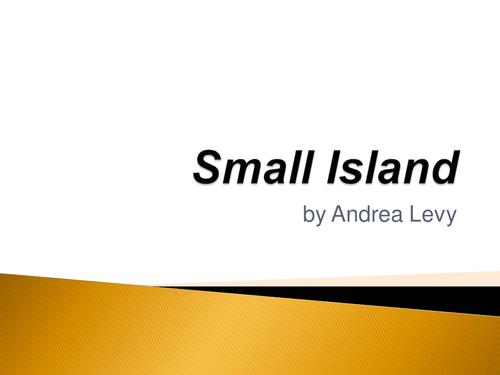 Small Island and the Comedy Genre - Resources for A-Level