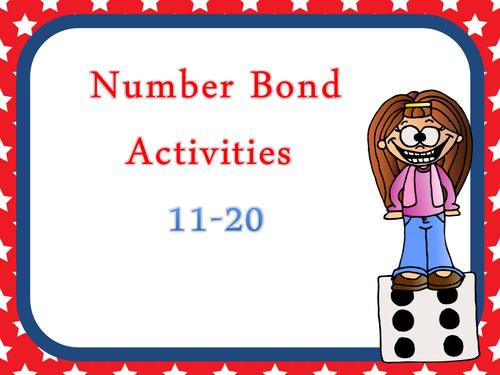 Number Bonds 11 -20