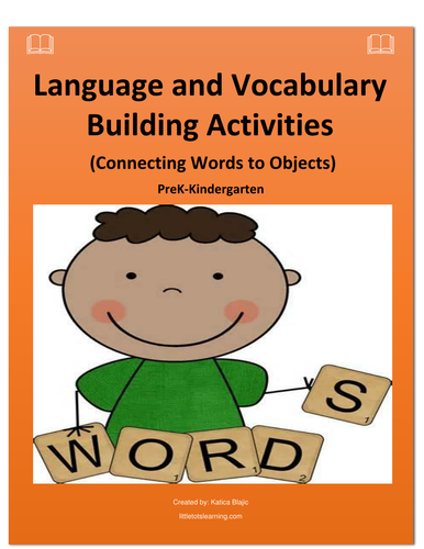 Language & Vocabulary Building Activities