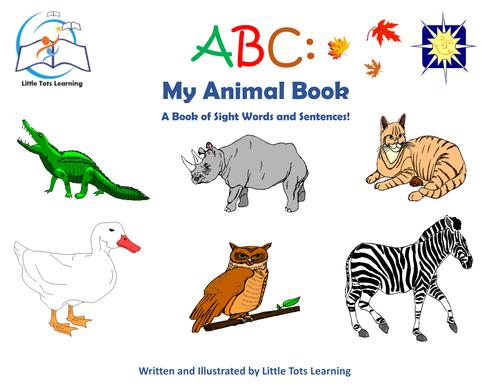 Animal Alphabet (eBook)