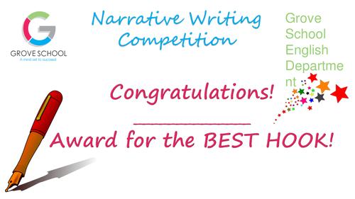 KS3 Narrative Writing SoW