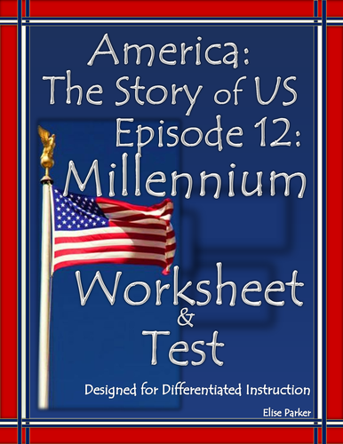 America The Story Of Us Episode 12 Quiz And Worksheet