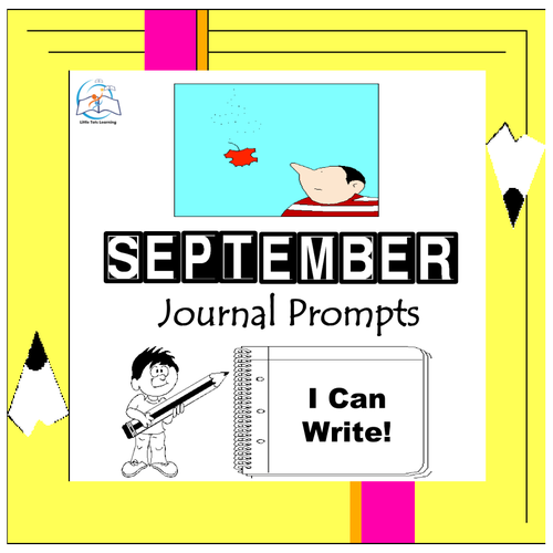 September Writing Prompts | September Journal Prompts