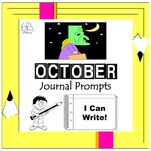 October Writing Prompts | October Journal Prompts