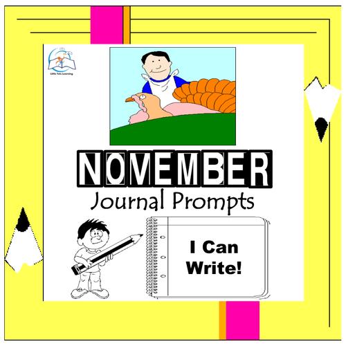 November Writing Prompts | November Journal Prompts