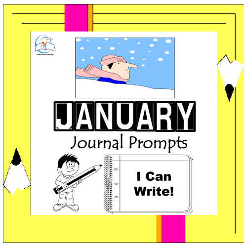 January Writing Prompts | January Journal Prompts