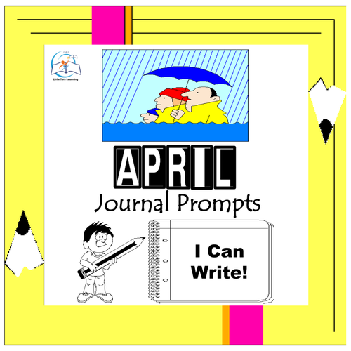 April Writing Prompts | April Journal Prompts
