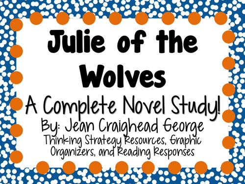 Jean Craighead George Quotes: A Complete Novel Study! By
