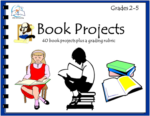 Book Projects with Grading Rubrics
